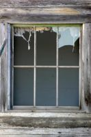 Another Old Window, 8 by FoxStox