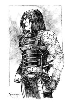 Winter Soldier by sannyargullozos88