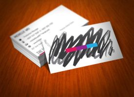 Minimalist Business Card by KaixerGroup