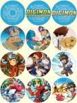 Digimon icons_ by ultima-lord