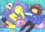 Promise to Protect | Undertale by J-Ssi