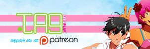Support me on Patreon! by hostage-fiver