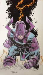 Galactus by RyanOttley