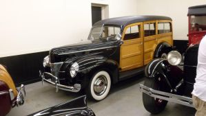 '40 Ford Deluxe Woodie by hankypanky68