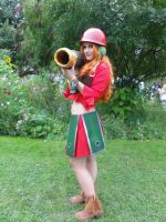 Nami Movie Z Cosplay One Piece by Lucy-chan90
