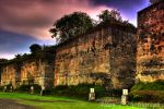 GWK wall in HDR by FirstMeasure