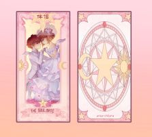 CCS Soulmate Clow Card Bookmark (ETSY LINK) by arisa-chibara