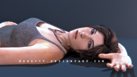 Lara Croft by nses117
