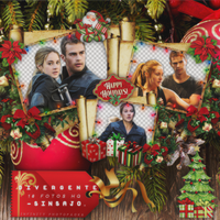 +Divergente photopack png by ForeverTribute
