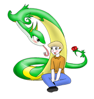 Tia the serperior