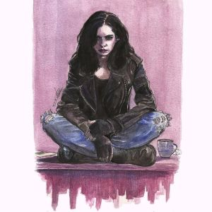 Jessica Jones is back by maite393