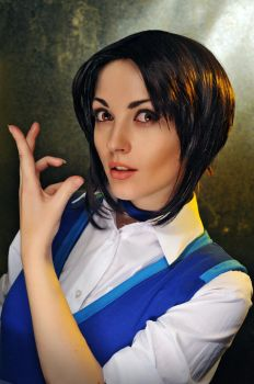 Jackie Chan Adventures cosplay by MilenaHime