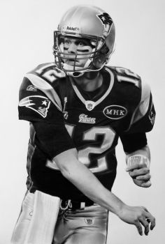 Tom Brady by Tabfreak85