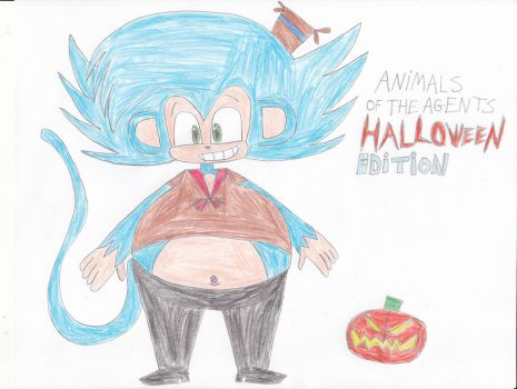 king as lazlo in halloween by Dustyamigoking