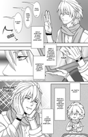 DMMd - Unfinished Clear x Aoba Doujinshi page 2 by Tagami-Crown