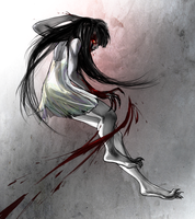 My Blood Spurts Out by ensoul