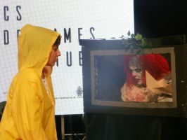 Georgie and Pennywise - Nerd Show 2018 by Groucho91