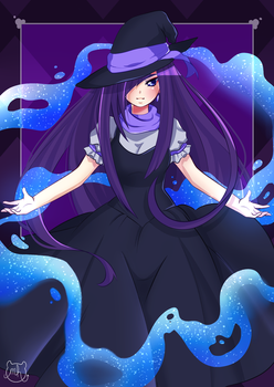 ORIGINAL | Witch by Megu-H