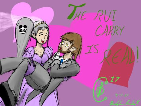Rui Carry is Real by DFroGGotten1