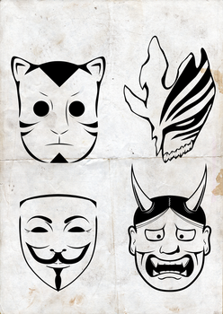 Stencils Mask by Yoshhhhi