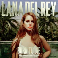 CD|Born To Die|Lana Del Rey. by Heart-Attack-Png