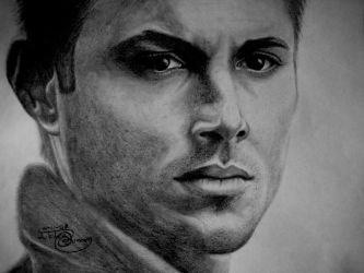 Jensen Ackles. . . by Nymawae