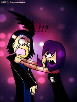 Invader Zim- Did you drink it by I-Luv-Emoboys