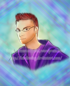 Angolo del disegno - Michael Weatherly by Bardswing