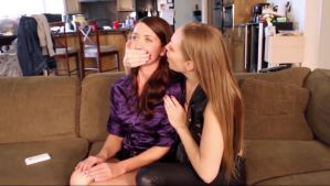 Chrissy Marie Getting Gagged by nmon93