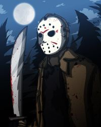 Friday The 13th by RagingDroidX