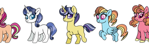 NOTPverse Adopts #1 by CarouselUnique