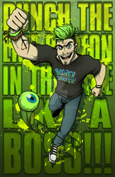 Jacksepticboi by DingoTK