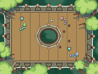 BattleBlast - Forest Level by PhilllChabbb