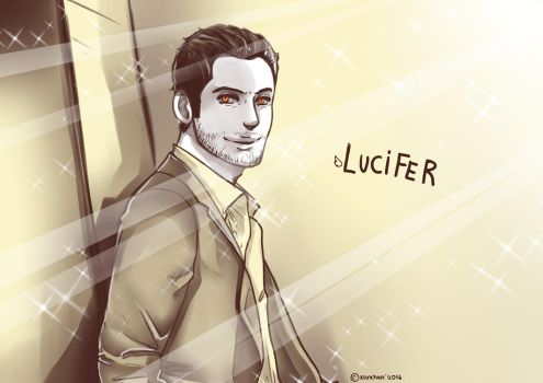 Lucifer morningstar 2 by XanChan