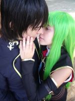 You are not alone, Lelouch by DidsRainfall