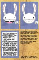 Sam and Max Birthday Card by AaronSmurfMurphy