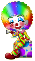 Trixie the Clown 2011 by mea0113