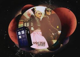 Doctor Who (The Idiot's Lantern) by sailorjessi