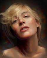 Kate Winslet by SoulOfDavid