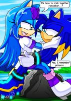 We have to stick together by Arung98