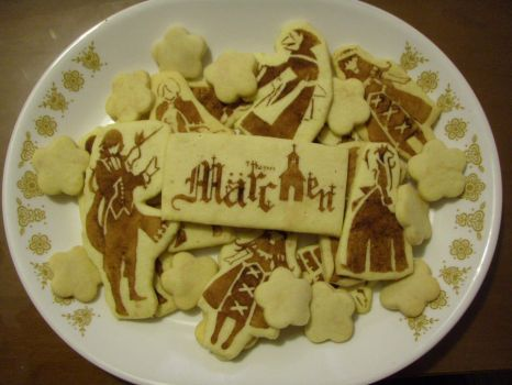 Marchen Cookies by jose1002