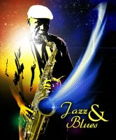 Jazz and blues by owdesigns