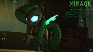 Introducing Mirage by MercFox438
