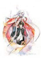 Guilty Crown by mmm-y