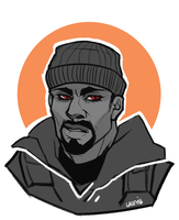 Reyes by bylacey