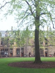 Glasgow Uni by glasschild