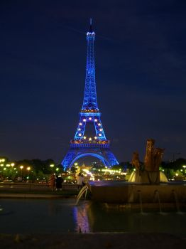 Eiffel Tower II by Ana-mcara