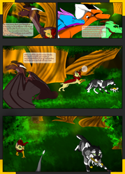 New Dawn Page 30 by SolinTheDragon