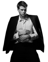 Liam Hemsworth PNG by VelvetHorse