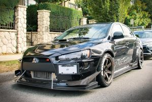 Super Evo X by SeanTheCarSpotter